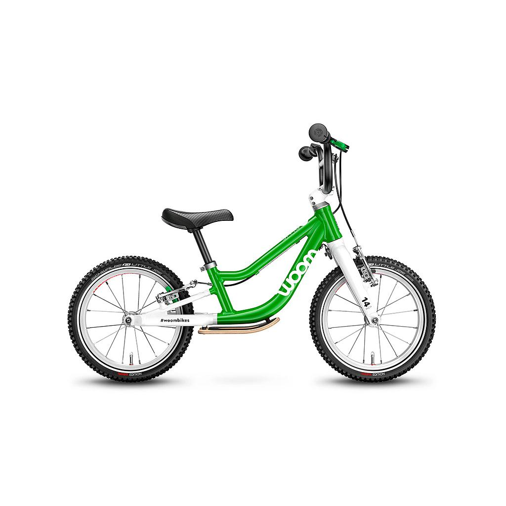 Woom-1-Plus-Green