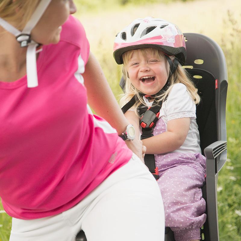 Hamax-Siesta-child-bike-seat-grey-black-age-1